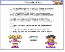Thanksgiving Note Card For Teachers Template by Thank You Letter To Parents Letter To Parents Parents