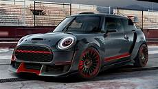2017 Mini Cooper Works Gp Concept Wallpapers And Hd