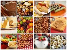 Snack Ideen - be snack smart