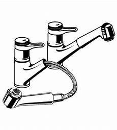 grohe kitchen faucet replacement grohe europlus 33 853 pull out spray faucet parts