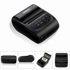 bluetooth wireless pocket photo mobile thermal receipt printer for android ios ebay