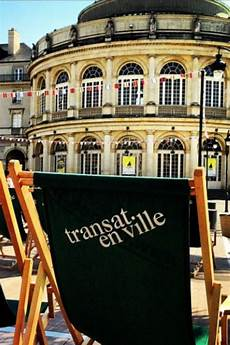 Transat En Ville Villa Rennes Et Transat