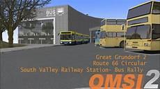 Omsi 2 Great Grundorf2 Rally Route 66 Hamburg 1999