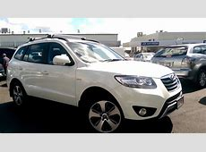 2011 Hyundai Santa Fe Highlander for Sale at Llewellyn