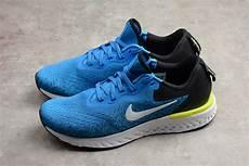 nike odyssey react lake blue black s running shoes