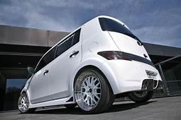 Car Repair Inden Design Daihatsu Materia ICECUBE