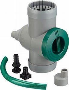 filtre recuperateur eau de pluie beckmann r 233 cup 233 rateur automatique v1 avec filtre gris