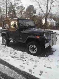 automobile air conditioning repair 1992 jeep wrangler seat position control find used jeep wrangler 1992 yj v 6 manual dark blue in chesapeake virginia united states for