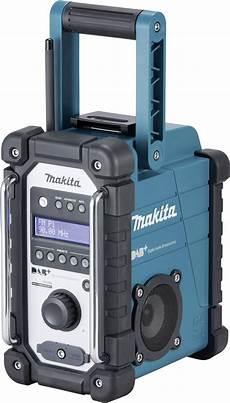Makita Dmr110 Dab Workplace Radio Dab Fm Aux