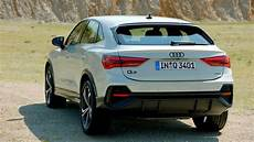 audi q3 sportback 2020 coupe suv look exterior