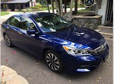 Car Review: 2017 Honda Accord Hybrid EX L Review