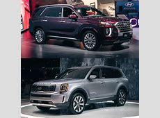 Kia Telluride vs. Hyundai Palisade   Kia Telluride Forum