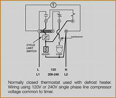 refrigerator defrost timer wiring diagram collection wiring diagram sle