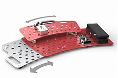 holeyboard pedal board holeyboard dragonfly pedalboard no velcro 2 levels curved reverb