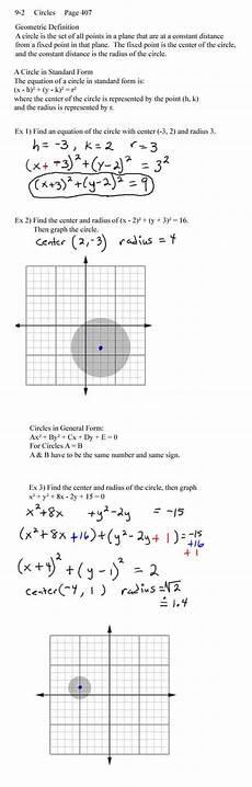 circle equation general form radius tessshebaylo