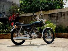 Modifikasi Cb 100 Klasik by Modifikasi Honda Cb100 Kumpulan Motif Klop Otokrum