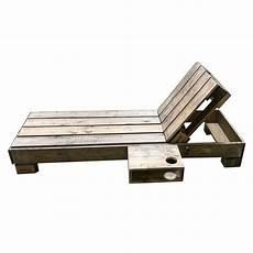 liegestuhl aus paletten ᐅ liege aus paletten gartenliege loungeliege kaufen