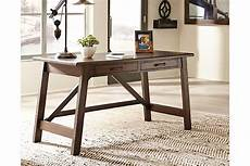 home office furniture desk baldridge home office desk ashley furniture homestore