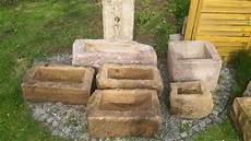 Auswahl An Sandsteintr 246 Zierbrunnen Wasserstellen