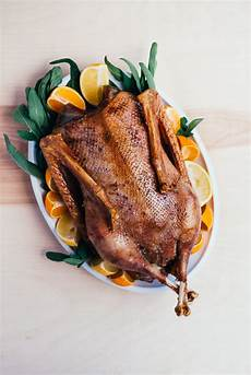 A Roast Goose For