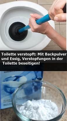 toilette verstopft kosten toilette verstopft mit backpulver und essig