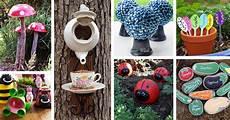 29 best diy garden crafts ideas and designs for 2020