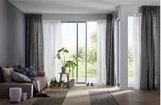 gardinen für wohnzimmer große fenster gardinen vorh 228 nge inspirationen f 252 r dein zuhause ikea