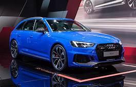 Audi RS4 Avant IMG 0732jpg  Wikimedia Commons
