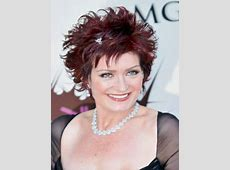 US Winter Fashion: Sharon Osbourne New Hairstyles 2012