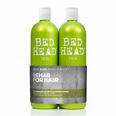 bed by tigi antidotes re energise shoo and