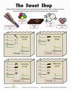 money worksheets ks2 giving change 2208 change at the ballpark