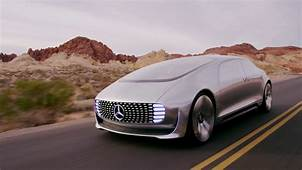 Mercedes Benz F 015 Luxury In Motion  YouTube