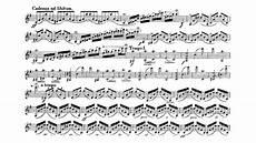 violin concerto in e minor op 64 felix mendelssohn score youtube