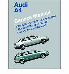 car repair manuals online free 2008 audi a4 electronic throttle control audi a4 service manual 2002 2008 b6 b7 sagin workshop car manuals repair books information