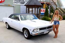 1966 Chevy Chevelle SS 396 Muncie 4 Speed 12 Bolt Posi PS