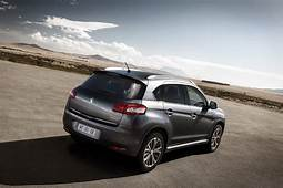 Peugeot 4008 Crossover New Photos Released  Autoevolution