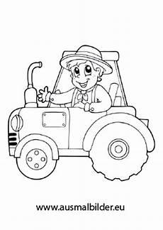 Malvorlagen Bauernhof Traktor Ausmalbilder Traktor Bauernhof Malvorlagen