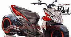 Beat Modif Trail by Cara Modifikasi Honda Beat Trail Thecitycyclist
