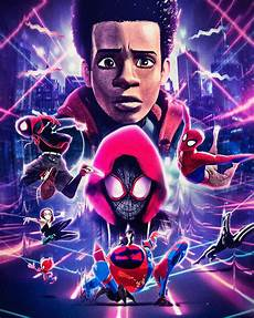 freestyle spider into the spider verse by masaolab