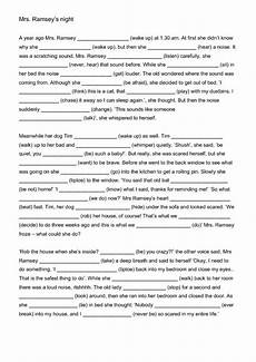 mixed punctuation worksheets for grade 3 21008 10 best tenses images on verb tenses grammar and languages