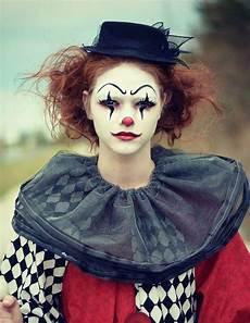 Clown Schminken Anleitung Und Tipps F 252 R Das Kost 252 M