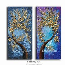 paintings for home decor made modern painting palette knife thick paint