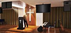 Interior Gereja Minimalis