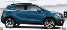 opel mokka x farben neue farbe im modelljahr 2016 karosserie blech