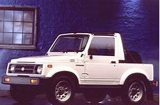 how things work cars 1990 suzuki sidekick parental controls 1990 95 suzuki samurai consumer guide auto