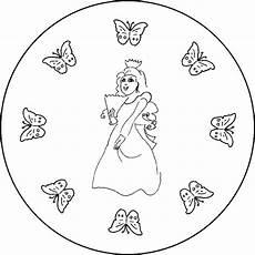 Ausmalbilder Prinzessin Schmetterling Ausmalbilder Zum Ausdrucken Ausmalbilder Mandalas Prinzessin