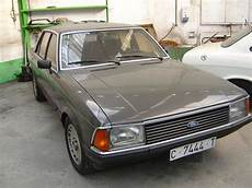Friendly Fords My 1981 Ford Granada V6 2 8i Ghia