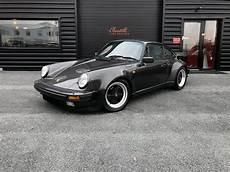 porsche occasion 911 porsche 911 930 3 3 turbo 300 ch coup 233 gris occasion 76
