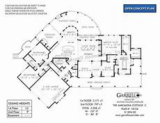 amicalola house plan amicalola cottage c 18104 garrell associates inc