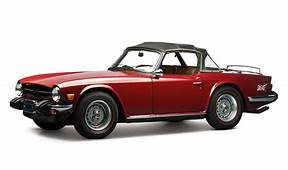 Car Of The Day – Classic For Sale 1976 Triumph TR6
